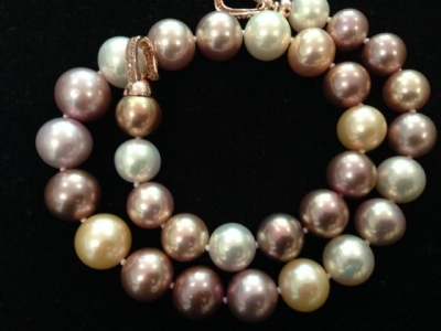 Exquisite Natural Freshwater Pearl Necklace