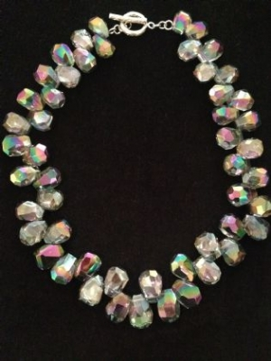Mystic Quartz Fantasy Necklace