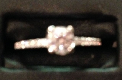 Stacking Ring Set With Cubic Zirconia