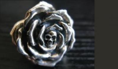 Velvet Rose Ring