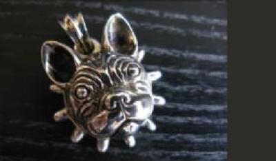 French Bulldog Pendant