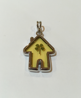 Four Leaf Clover House Charm