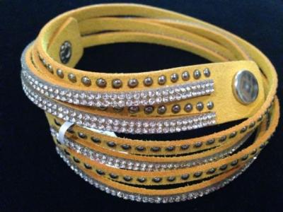 Swarovski Crystal Wrap Bracelet or Choker