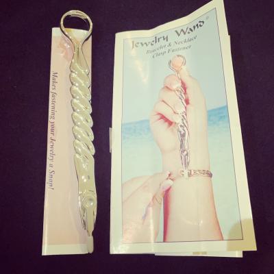 Jewellery Wand Bracelet Fastener