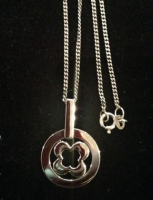 four-leaf-clover-silver-necklace1